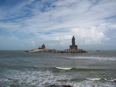 Tour from Trivandrum to Kanyakumari