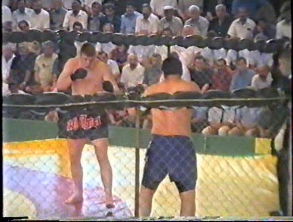Вячеслав Дацик vs Алсейдар Абдулхамидов