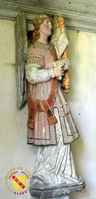 GENDREVILLE (88) - Chapelle Notre-Dame de Bonsecours