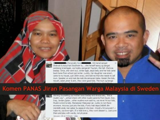 Majoriti rakyat Malaysia bersimpati dengan nasib pasangan ini apatah ...
