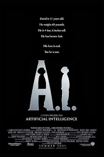 Watch A.I. Artificial Intelligence (2001) movie free online