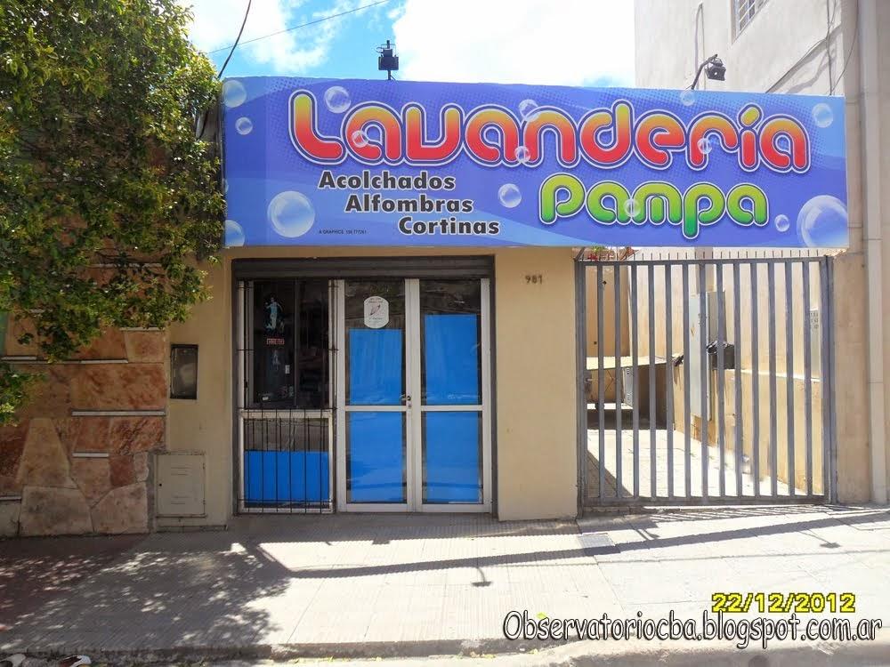 Visita Lavandería Pampa
