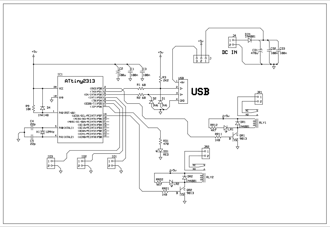 interface  peripheral komputer   membuat usb 2