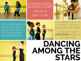 Curious about Dancing Among the Stars Summer Camp for 7-10 year olds?