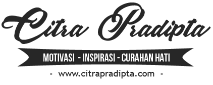 Citra Pradipta | Be right in the right place