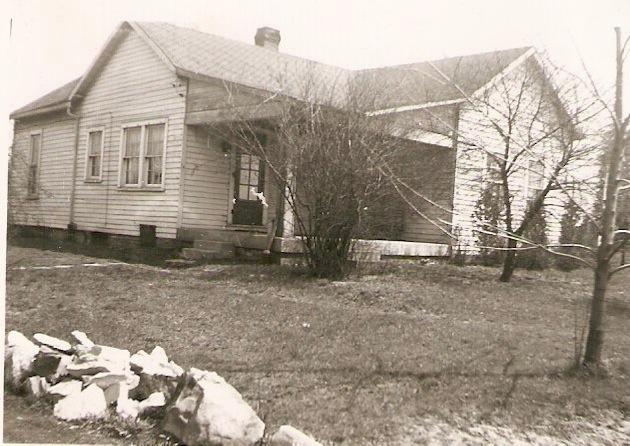 Small Farmhouse At Brookville Rd South Arlington Lost Irvington