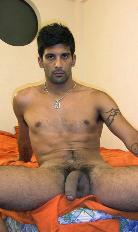 Naked Hairy Gay Indian Men