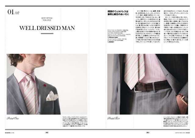 BEAMS Man Spring / Summer 2011