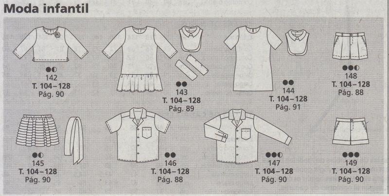 Anilegra moda para muñecas: Burda style mayo nuestra revista de ...