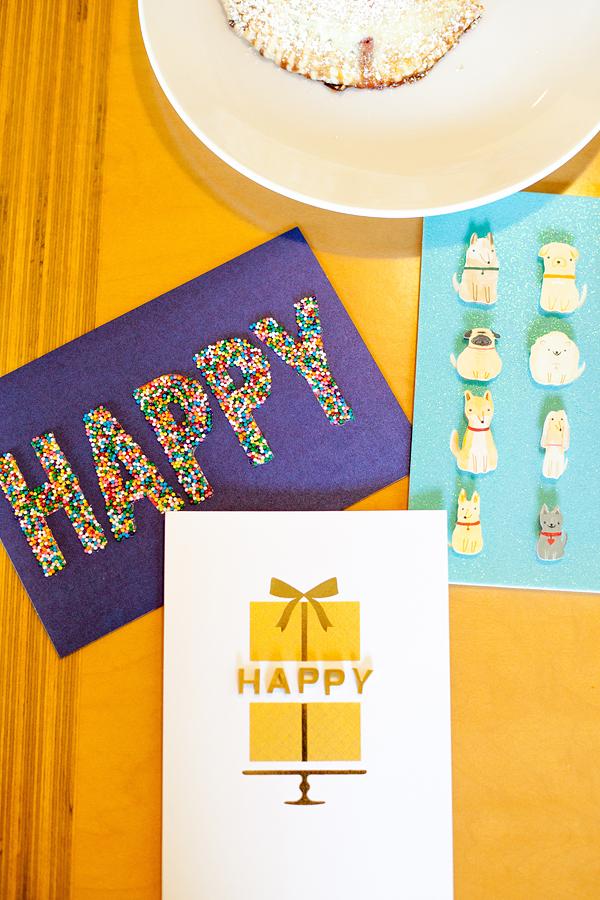 Here&Now: Hallmark Signature cards