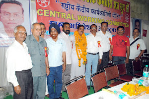 CWC MEATING IN JABALPUR