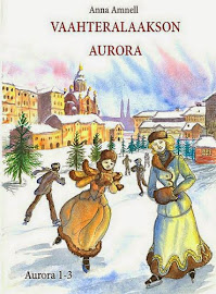 Aurora-kirjat yksissä kansissa, alkujaan 1990-luvulla.
