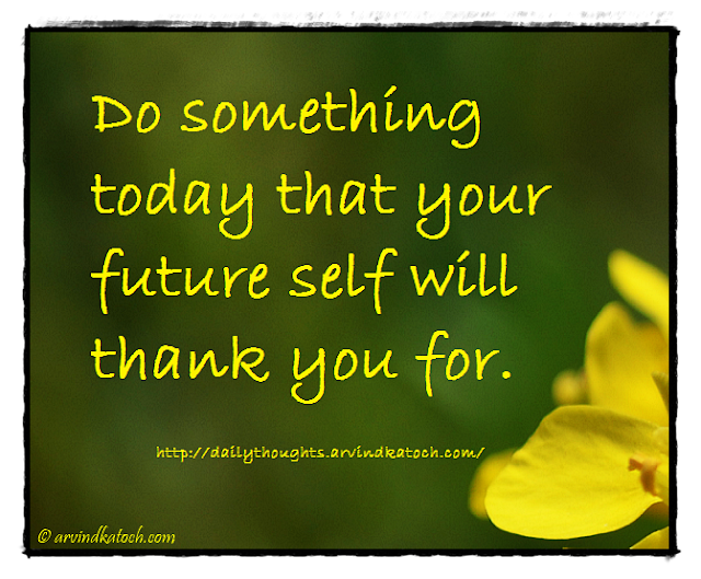 Daily Thought, Quote, Motivational, Thank, Today, Something,