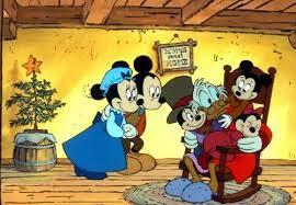 Mickey Và Những Người Bạn Giáng Sinh