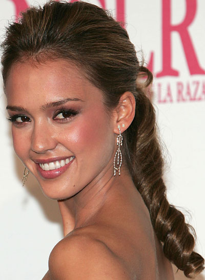 Ponytail Hairstyles for Long Hair