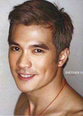 Diether Ocampo Body 2013 Hot Asian Men Model: D...