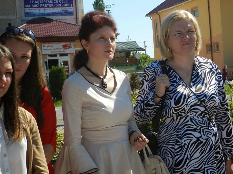 Aspecte de la comemorarea Zilei Eroilor, Roznov, 29 mai2014...