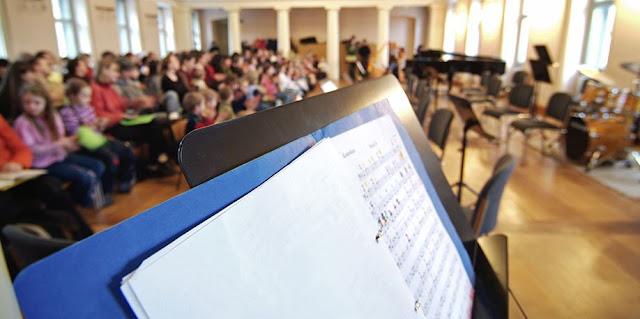 Le chant choral, source de bien-être pour petits et grands !