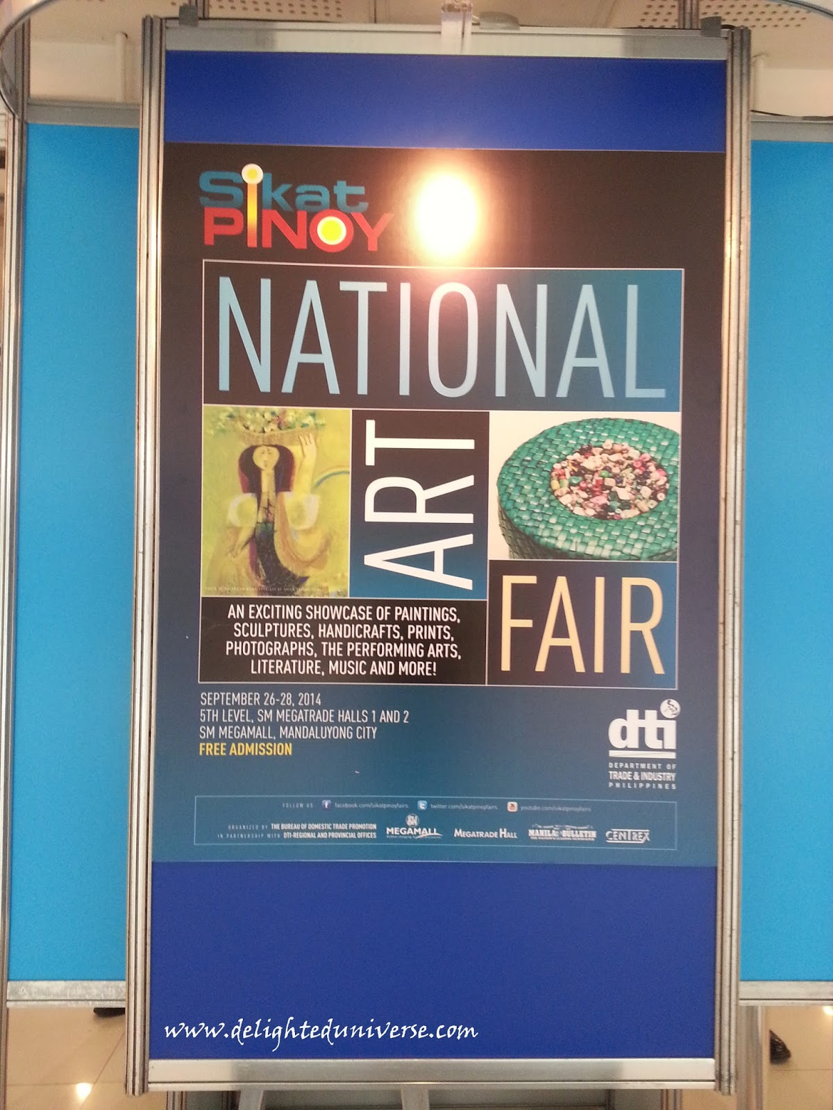 sikat pinoy national art fair