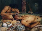En 1991 se encontró una momia neolítica dentro de un glaciar de los Alpes . tamokobx