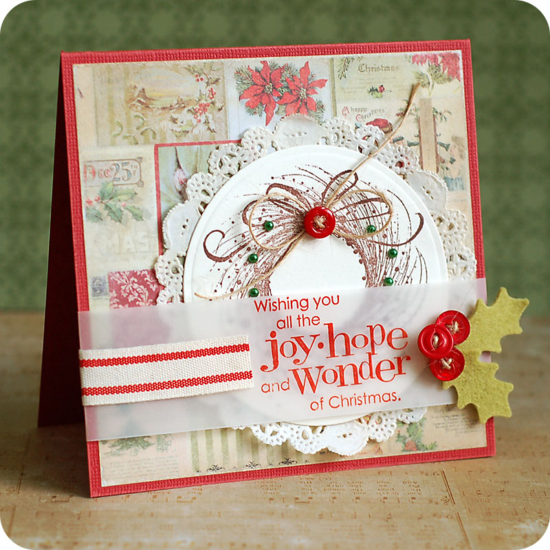 Penny Black Christmas & Winter cards | Lea Lawson Creates