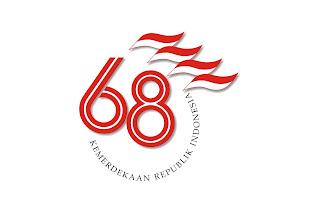 Logo HUT Kemerdekaan Republik Indonesia Vector
