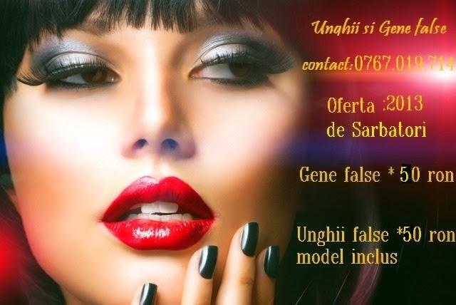 Aplic Unghii False Bucuresti si gene individuale din par natural.