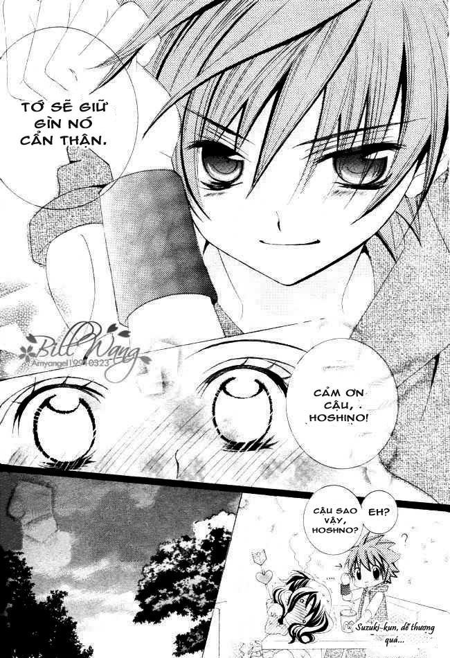 Suki desu Suzuki-kun!! Chapter 12 - Trang 30
