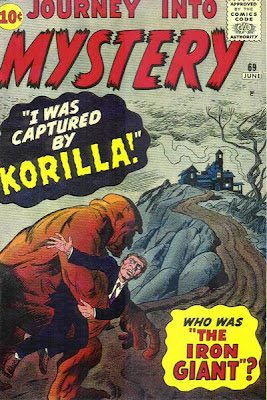 Journey into Mystery, Korilla