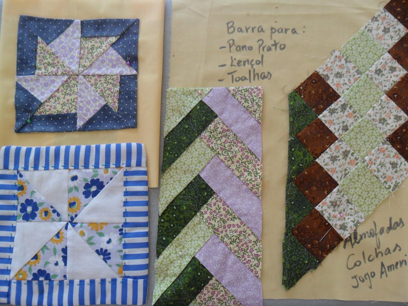 Patchs by l a tecnicas de patchwork - Tecnicas de patchwork a mano ...