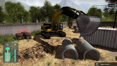 Construction Machines Simulator 2016-SKIDROW FOR PC screenshot