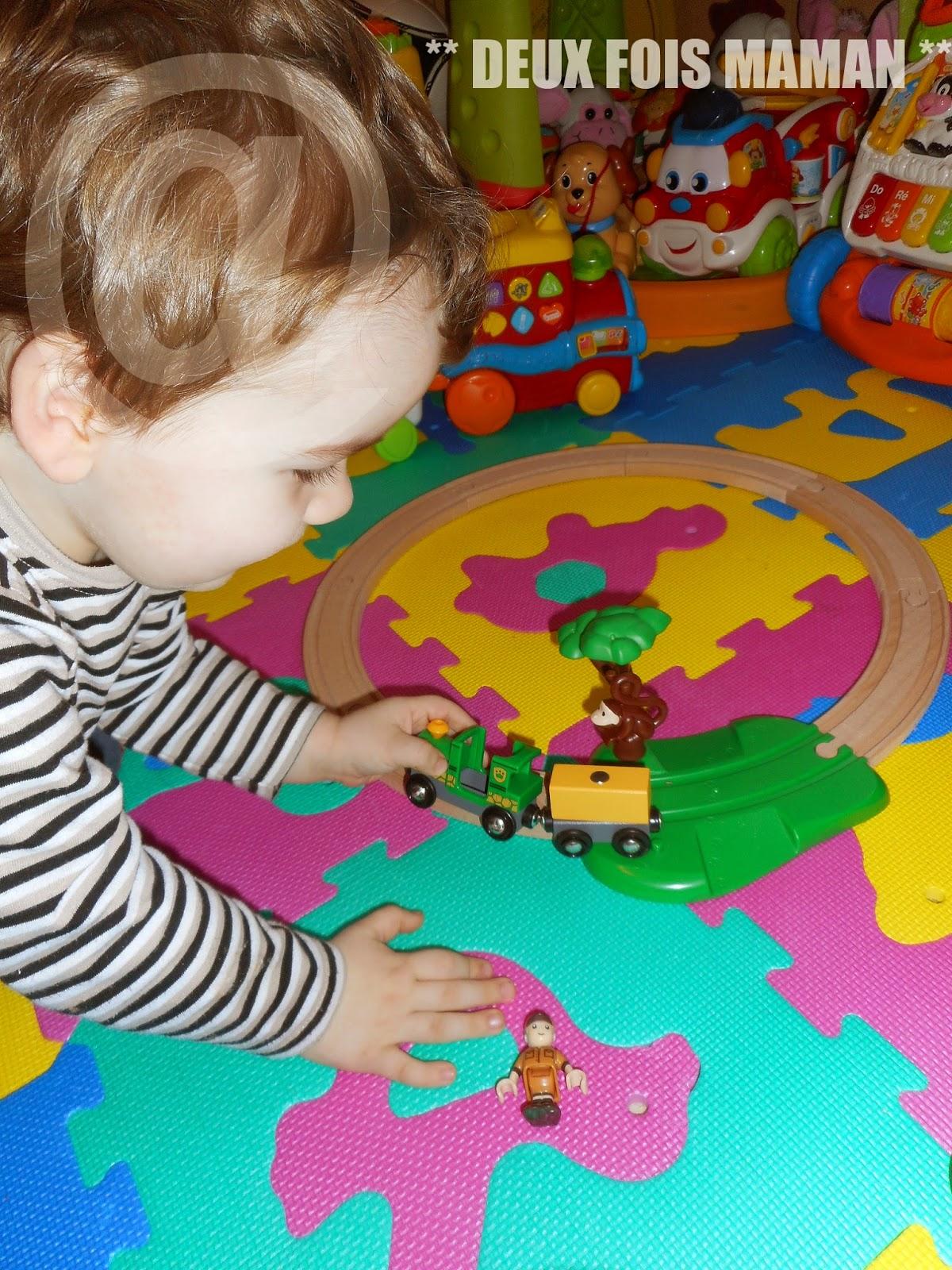 jouet brio train