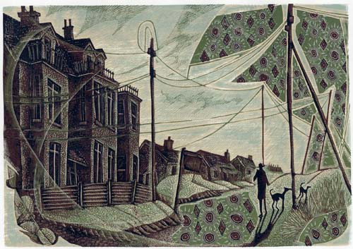 Where There Was Tea, Now There is Sea by Neil Bousfield