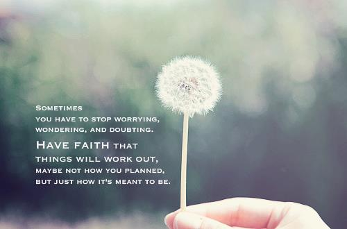 things will work out inspirational picture quotes