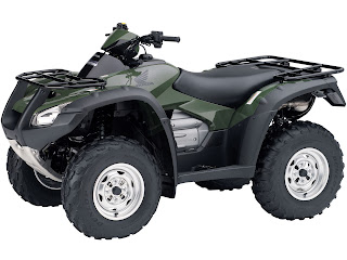 2013 Honda FourTrax Rincon TRX680FA atv pictures 1