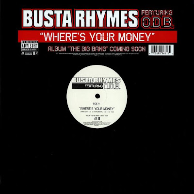 Busta Rhymes – Where's Your Money? (VLS) (2005) (320 kbps)
