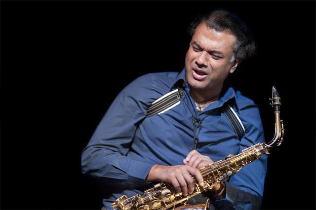 Rudresh Mahanthappa - Club de Música San Juan Evangelista (Madrid) - 29/10/2011