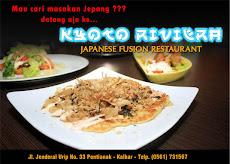 Restoran Kyoto Riviera Pontianak