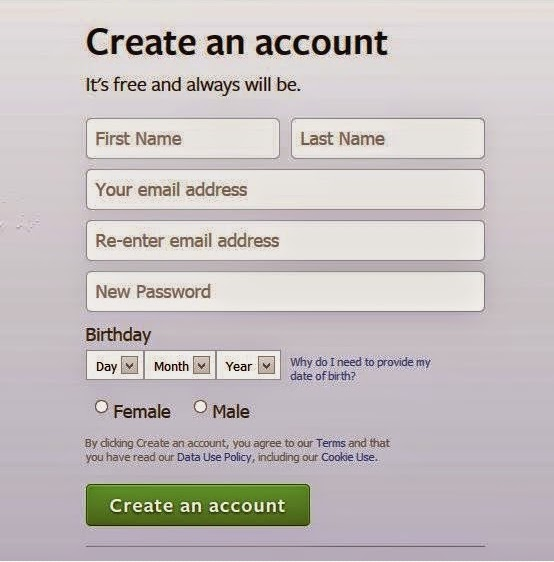 Cara Membuat Form Pendaftaran Menggunakan HTML Dengan