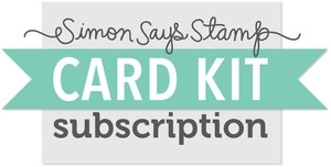 Simon Says Monthly Card Kit