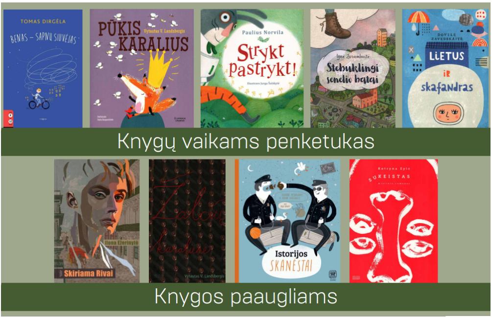 Metų knygos rinkimai