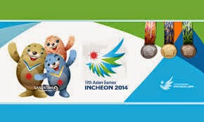Siaran Langsung Opening Ceremony Sukan Asia Incheon 2014