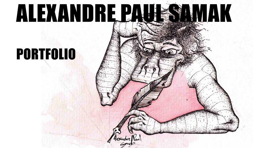 Alexandre Paul Samak-Portfolio