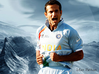 Irfan Pathan New Wallpaper