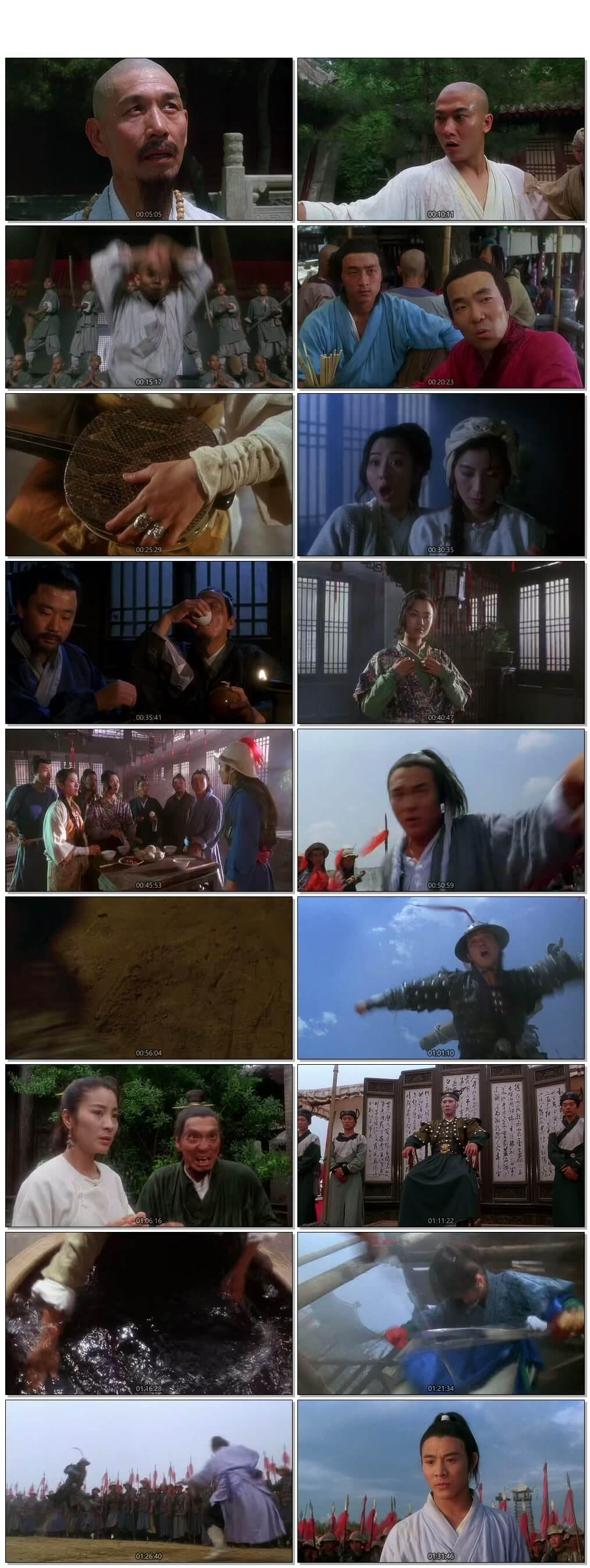 Screen Shot Of Tai-Chi Master 1993 300MB Full Movie Hindi Dubbed Free Download 720P BRRip HEVC