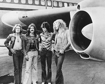 "LED ZEPPELIN ""RAMBLE ON"""