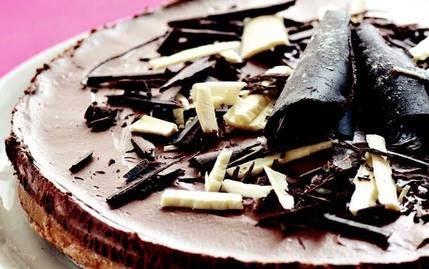 Acıbademli Pasta Tarifi