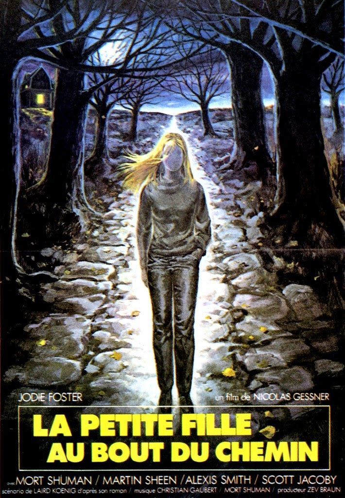 THE LITTLE GIRL WHO LIVES DOWN THE LANE (1976) LA MUCHACHA DEL ...