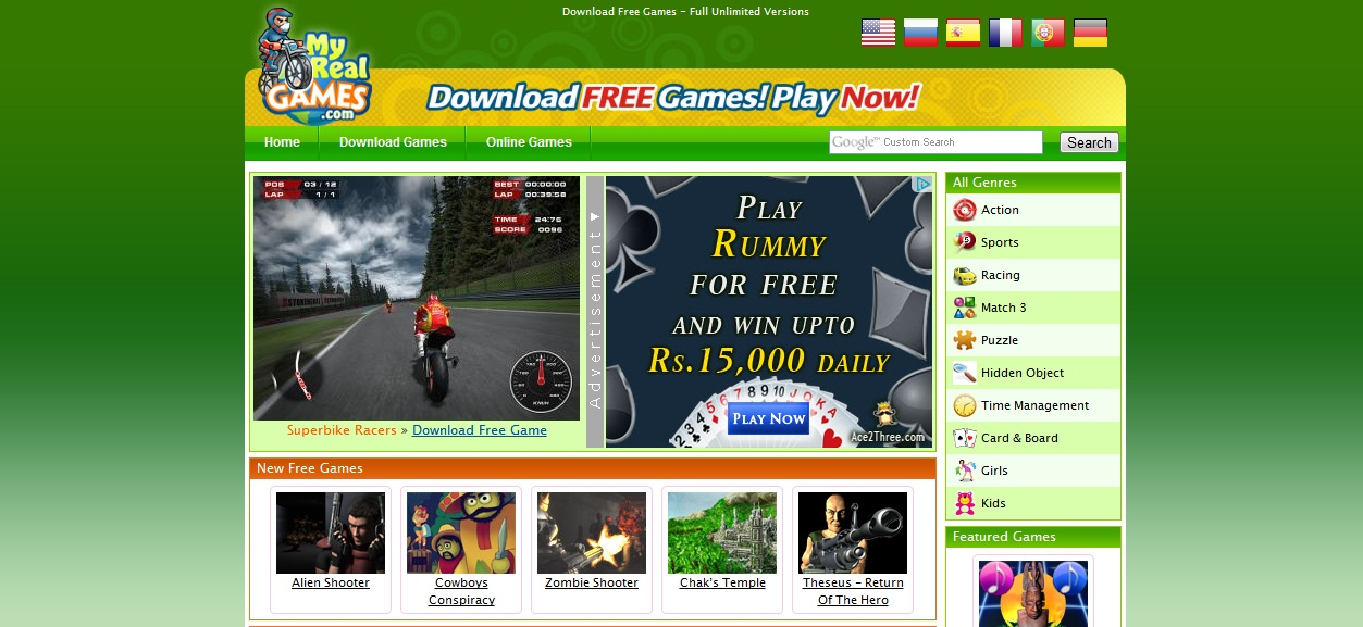 Free Download Games - Play Thousands of Free Games- iWin