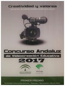 Primer Premio Concurso Andaluz Videocreación 2017